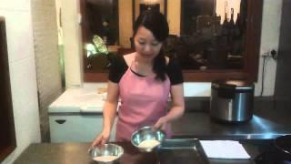 How to make Chicken Katsu.