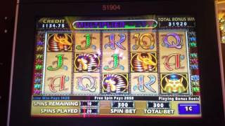 [SLOTGASM] Cleopatra 2- Big Jackpot  $3/pull @Venetian