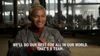 xXx: Return of Xander Cage | Featurette: Tony Jaa in xXx | Paramount Pictures International
