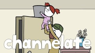 Explosm Presents: Channelate - Prank