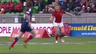 [SKILLS] Conor Trainor footballing skill leads to great try