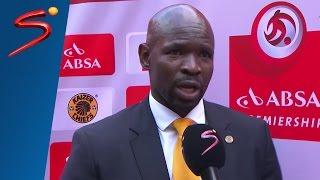 Steve Komphela interview - Kaizer Chiefs vs Polokwane City