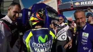 GoPro: MotoGP Round 17 Valencia Behind the Scenes 2015