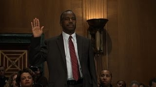 Carson: I Understand What Housing Insecurity Is