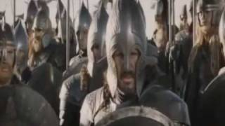 Lord of the Rings Battle at the Black Gate