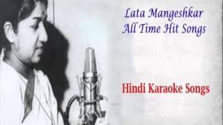 ZINDAGI PYAR KA GEET HAI -Karaoke-Lata Mangeshkar-Full Karaoke