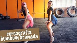 Coreografia Bumbum Granada (Mcs Zaac e Jerry) + Passo a passo com Beca Brait + Jeh Martins