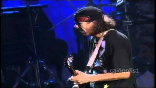 SANTANA - black magic woman _ gypsy queen (Live) (HD)