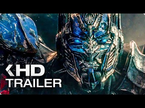 TRANSFORMERS 5: The Last Knight Trailer (2017)