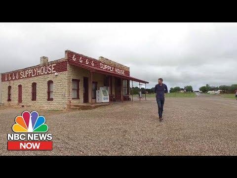 Xxx Mp4 Beto O 39 Rourke Got Six Votes In This Texas County We Found One NBC News NOW 3gp Sex
