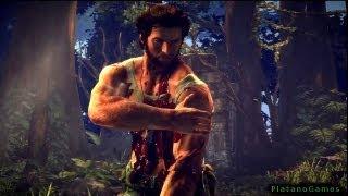 The Wolverine - Uncaged Story: Part 1 - Jungle - X-Men: Origins Videogame - HD