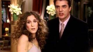 Sex and the City --- Season 6 Big & Carrie's happy ending in Paris