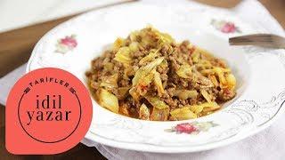Kapuska Nasıl Yapılır? | Kapuska Yemeği | İdil Yazar ile Yemek Tarifleri