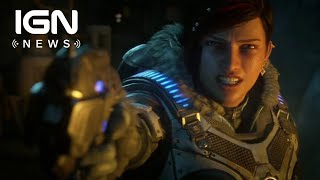 Gears 5 Definitely Won