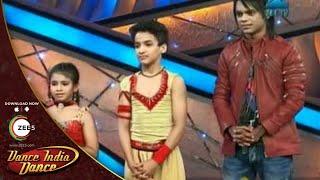 DID L'il Masters Season 2 July 07 '12 - Faisal & Shalini