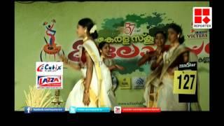 School Kalolsavam;  Thiruvathira make up room issue│Reporter Live