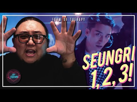 "Producer Reacts to Seungri ""1, 2, 3!"""