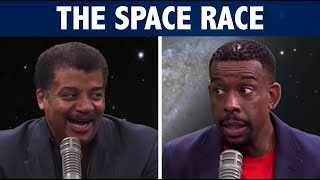 Cosmic Queries: The Space Race with Neil deGrasse Tyson | FULL EPISODE