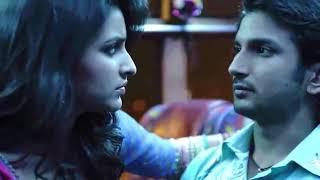 Parineeti Chopra hot Kissing In Bus