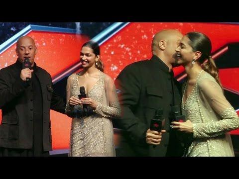 Xxx Mp4 Vin Diesel Kiss To Deepika Padukone XXx Return Of Xander Cage 3gp Sex