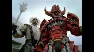 Power Rangers Operation Overdrive - Follow the Ranger - Power Rangers vs Flurious (Episode 9)