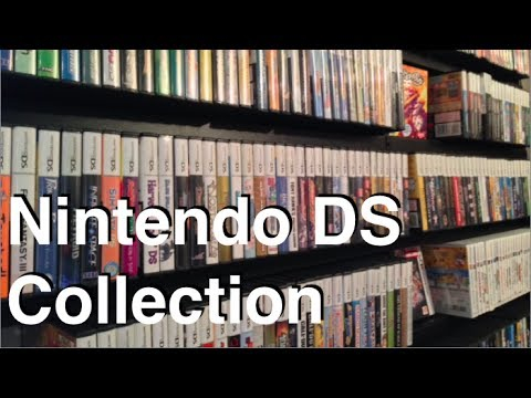 Xxx Mp4 My Nintendo Ds Collection 2014 HD 3gp Sex