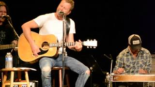 Dierks Bentley sings and tells story behind