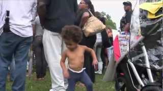 Spike Lee & Brooklyn Celebrate Michael Jackson Birthday 2009