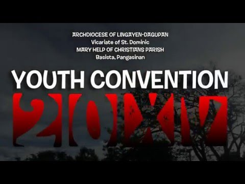 Xxx Mp4 YOUTH CONVENTION 20XV Part 1 PYM Basista Pangasinan 3gp Sex