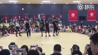 龙拳小子《fire》BTS - Long Quyền Tiểu Tử [Dance Cover]