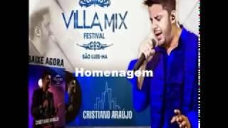 Cristiano Araújo - Ao Vivo no Villa Mix 2015 - São Luis - Movies HD