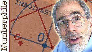 Fundamental Theorem of Algebra - Numberphile