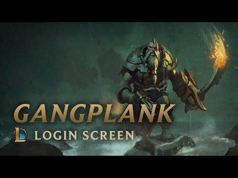 Xxx Mp4 Gangplank The Saltwater Scourge Login Screen League Of Legends 3gp Sex
