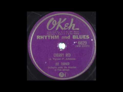 Joe Turner - Cherry Red 78 rpm!