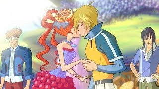 Winx Club: All Winx Kisses!