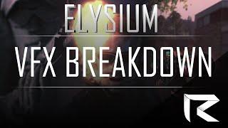 Elysium: VFX Breakdown