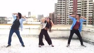 Zing Zing Zingaat Dance - Sairat 2016 (by Rashee, Rohit & Amit)