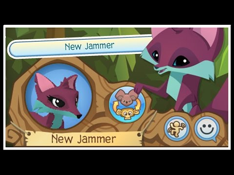 BECOMING A NEW JAMMER Animal Jam
