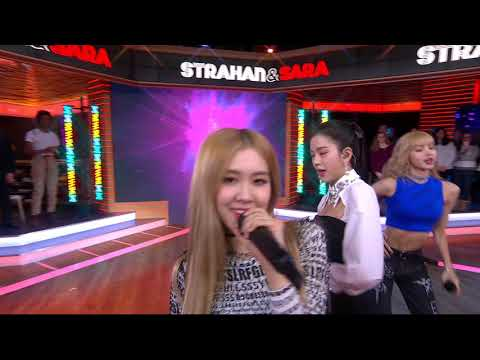 Xxx Mp4 EXCLUSIVE BLACKPINK Forever Young Live From Strahan Sara 2019 02 15 3gp Sex