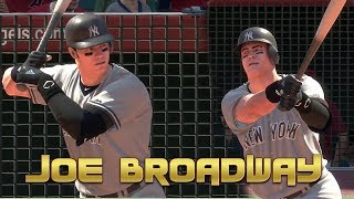 MLB The Show 17 Joe Broadway Road to the Show - New York Yankees 3B - EP143 MLB 17 RTTS