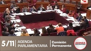 Sesión Comisión Permanente 5/11 (26/06/18)