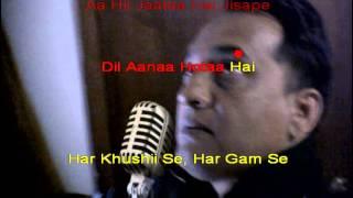 Pyar Diwana Hota karaoke