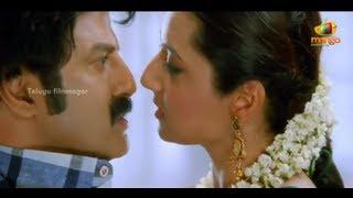 Srimannarayana Movie Scenes - Vijayakumar being awarded the Padma Shri - Balakrishna