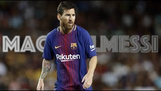 Lionel Messi - One Single Touch Is Enough - HD