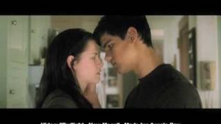 NEW MOON: Never Say Never - Jacob & Bella