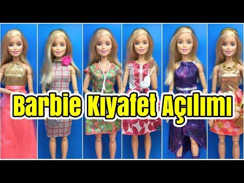 Xxx Mp4 Barbie 12 Parçalı Moda Paketi Kıyafet Ve Aksesuar Seti Açılımı Türkçe Barbie Açılım Videoları 3gp Sex