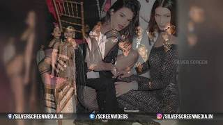 Kendall Jenner Bold Show || Silver Screen