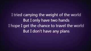 Avicii ft Aloe Blacc Wake Me Up [HD] with lyrics