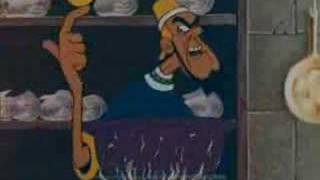 Asterix et Cleopatre - Le pouding à l