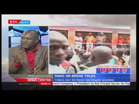 News Center NASA make or break talks